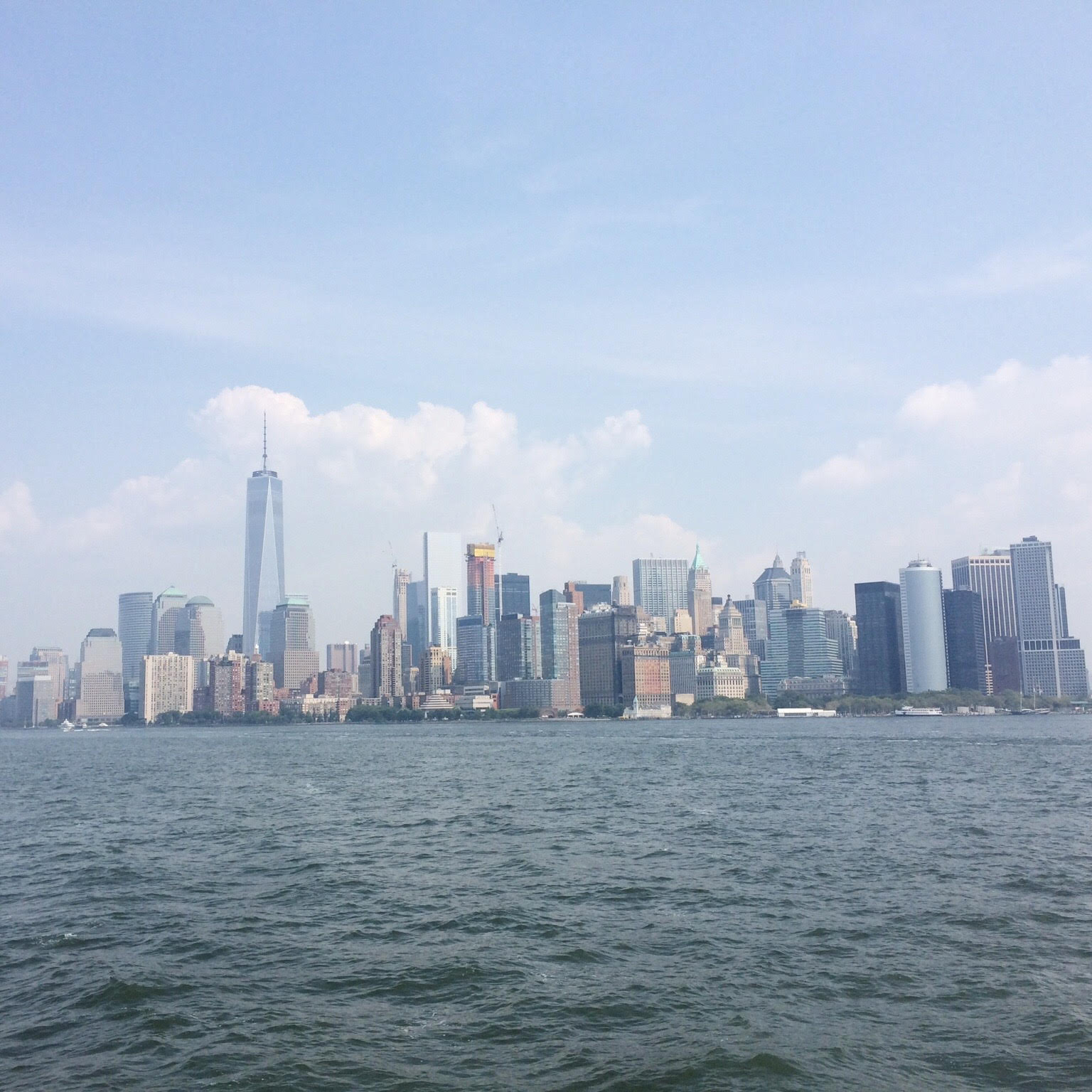 09.02.15 // Day 7 : The First Time I Visited NYC