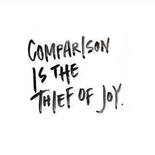 #MotivationMonday : Don't Compare Yourself To Others