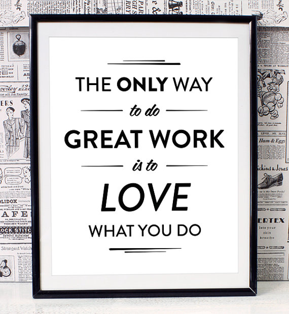 #ThankfulThursday : Because I Love What I Do